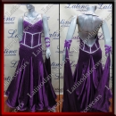 BALLROOM COMPETITION DRESS LDW (VS146)