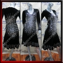 LATIN SALSA COMPETITION DRESS LDW (VL602)