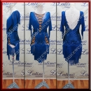 LATIN SALSA COMPETITION DRESS LDW (LT1213