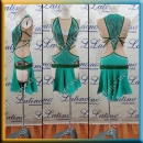 LATIN SALSA COMPETITION DRESS LDW (LT1219)