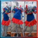 LATIN SALSA COMPETITION DRESS LDW (LT11241)