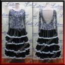 BALLROOM COMPETITION DRESS LDW (AS25)