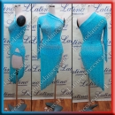 LATIN SALSA COMPETITION DRESS LDW (LT1243)
