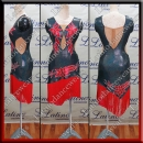 LATIN SALSA COMPETITION DRESS LDW (LT1238)