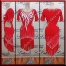 LATIN SALSA COMPETITION DRESS LDW (LT1237)