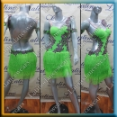 LATIN SALSA COMPETITION DRESS LDW (LT1235)