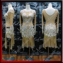 LATIN SALSA COMPETITION DRESS LDW (LT1232)