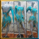 LATIN SALSA COMPETITION DRESS LDW (LT1231)