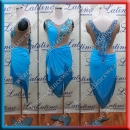 LATIN SALSA COMPETITION DRESS LDW (LT1230)
