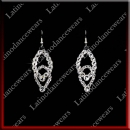 WOMAN LATIN SALSA BALLROOM EARRINGS (EA31)