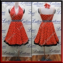 LATIN SALSA COMPETITION DRESS LDW (LT1257)