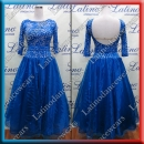 BALLROOM COMPETITION DRESS LDW (VS150)