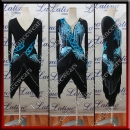 LATIN SALSA COMPETITION DRESS LDW (LT1251)