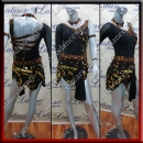 LATIN SALSA COMPETITION DRESS LDW (LS374)