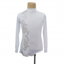 MAN LATIN SALSA SHIRT LDW (B387)