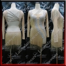 LATIN SALSA COMPETITION DRESS LDW (VL567C)