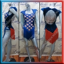 LATIN SALSA COMPETITION DRESS LDW (AL85)