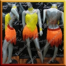 LATIN SALSA COMPETITION DRESS LDW (LS376)