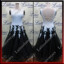 BALLROOM COMPETITION DRESS LDW (ST334)