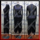 LATIN SALSA COMPETITION DRESS LDW (LT1263)