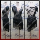 LATIN SALSA COMPETITION DRESS LDW (LT1265)