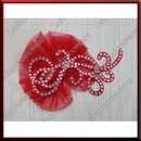 WOMAN LATIN SALSA BALLROOM HAIR PIECE (JE47)