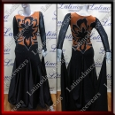 BALLROOM COMPETITION DRESS LDW SIZE M (VS136)