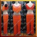 LATIN SALSA COMPETITION CATSUIT LDW (LT1274)