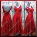 LATIN SALSA COMPETITION 2 IN 1 DRESS LDW (LT1271)