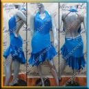 LATIN SALSA COMPETITION DRESS LDW (LT1276)
