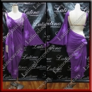LATIN SALSA COMPETITION DRESS LDW (LT1277)