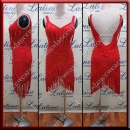 LATIN SALSA COMPETITION DRESS LDW (LT1261A)