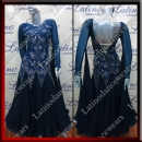 BALLROOM COMPETITION DRESS LDW (ST331B)