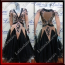BALLROOM COMPETITION DRESS LDW (ST337)