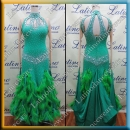 BALLROOM COMPETITION DRESS LDW (VS140B)