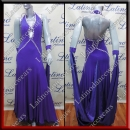 BALLROOM COMPETITION DRESS LDW (VS153)
