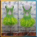 LATIN SALSA COMPETITION DRESS LDW (VL616)