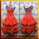 BALLROOM COMPETITION DRESS LDW (ST285D)