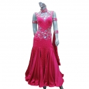 BALLROOM COMPETITION DRESS LDW (ST338)