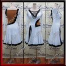 LATIN SALSA COMPETITION DRESS LDW (AL95)