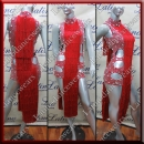 LATIN SALSA COMPETITION DRESS LDW (LS384)
