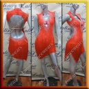 LATIN SALSA COMPETITION DRESS LDW (LS385)