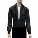MAN LATIN SALSA SHIRT LDW (B418)