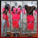 LATIN SALSA COMPETITION DRESS LDW (LT1296)