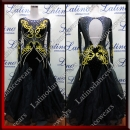 BALLROOM COMPETITION DRESS LDW (ST339)