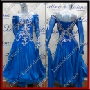 BALLROOM COMPETITION DRESS LDW (ST340)