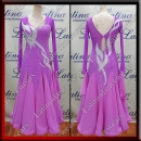 BALLROOM COMPETITION DRESS LDW (ST341)