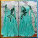 BALLROOM COMPETITION DRESS LDW (ST342)