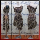LATIN SALSA COMPETITION DRESS LDW (LT1303)