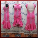 LATIN SALSA COMPETITION DRESS LDW (LT1312)